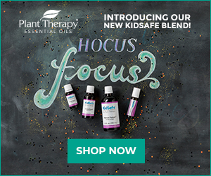 Shop the NEW KidSafe Blend Hocus Focus, Only Available at Plant Therapy!