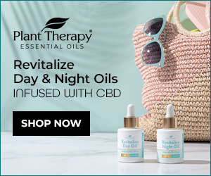 NEW PRODUCT: CBD Face Oils NOW Available at Plant Therapy!