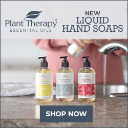NEW Liquid Hand Soaps! Exclusively Through Plant Therapy