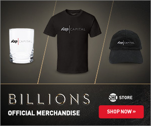 Shop Billions at the Official Showtime Store