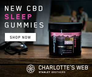 Shop Our New Sleep Gummies at Charlotte's Web!