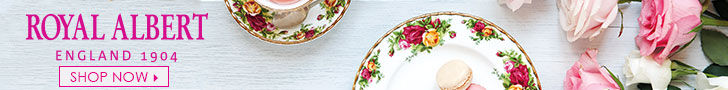 Royal Albert | Bone China, Tea Sets & Fine Gifts