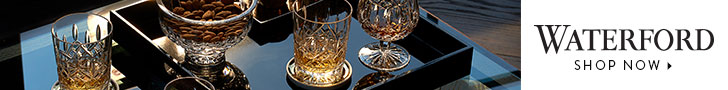 Shop Waterford Crystal!