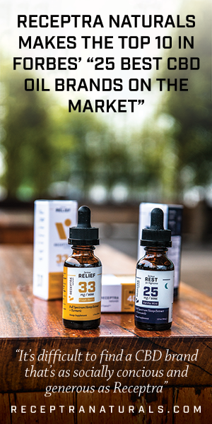 Forbes Top 10 CBD Oils