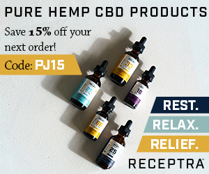 Shop Receptranaturals.com with 15% off Today!