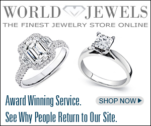 World Jewels!  Shop Now The Finest Jewelry Store Online