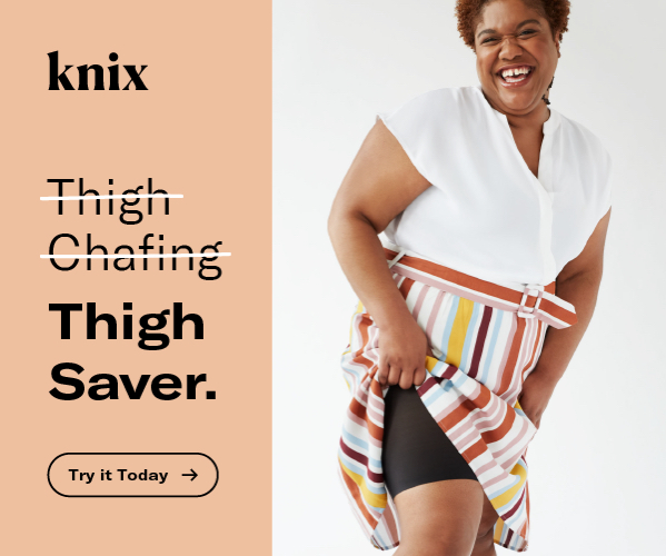 Save your thighs from discomfort with these seamless, long-leg bottoms. Shop now at Knix!