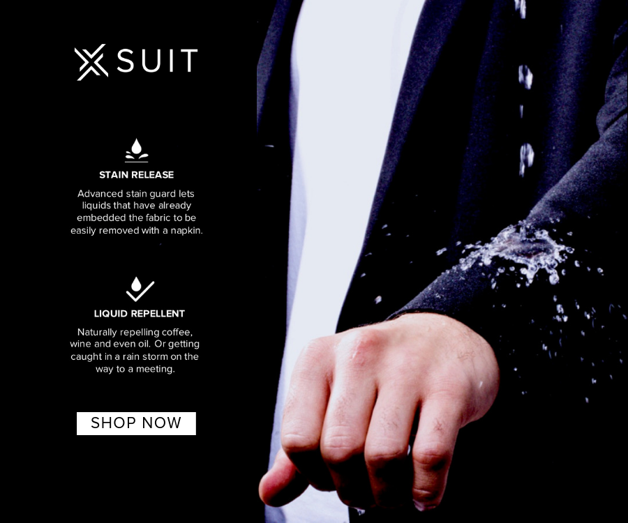 Xsuit - Self Cleaning