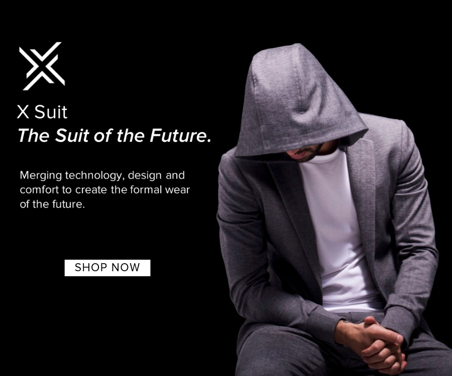 Xsuit - Suit of the Future