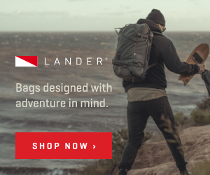 Bags Designed with Adventure in Mind
