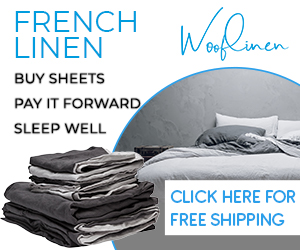 Shop at Wooflinen.com
