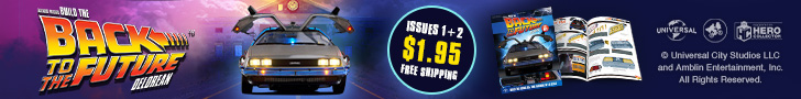 Issues 1 + 2 for $1.95 - Free Shipping