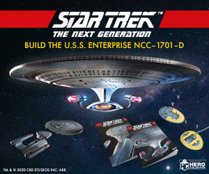 Build the USS Enterprise NCC-1701-D - $4.95 + Free Shipping