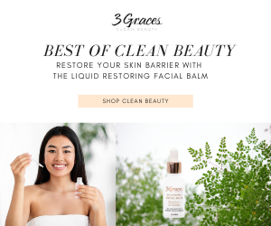 Facial Balm Clean Beauty Banner Rectangle
