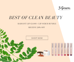 Lip Care Bundle Clean Beauty Banner Rectangle