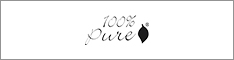 100 PURE Health Beauty logo
